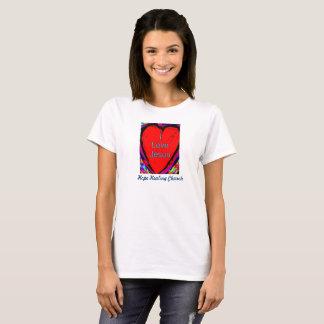 Liebe-Jesus-Frauen der Hoffnungs-der T - Shirt