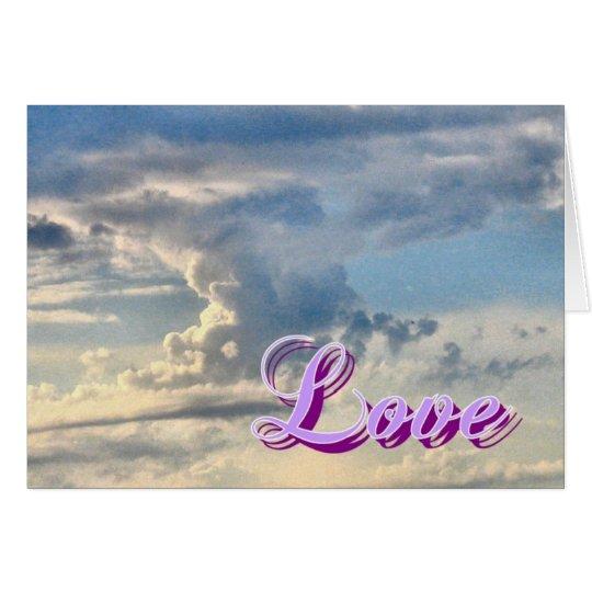 Liebe-Karte 01 Karte
