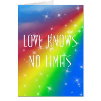 Liebe kennt keine Grenzen Karte