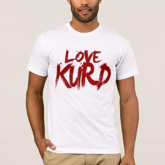 Liebe-Kurde T-Shirt
