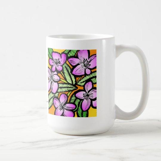 Liebe, Leben, Glück Kaffeetasse