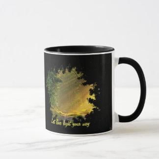 Liebe-Licht Tasse