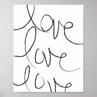 Liebe, Liebe, Liebe - Plakat