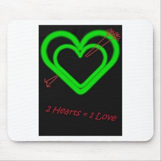 Liebe - Liebe Mauspads