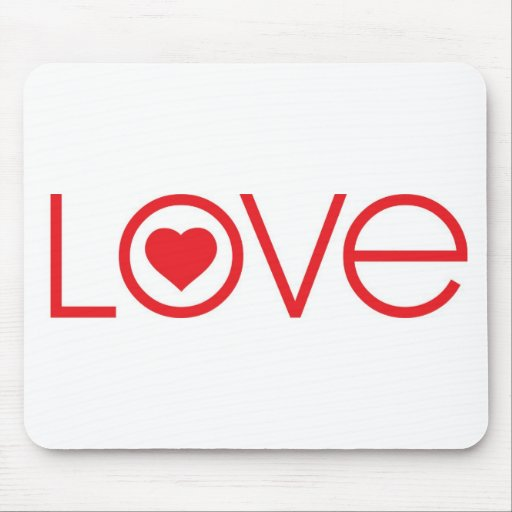 Liebe Mousepad