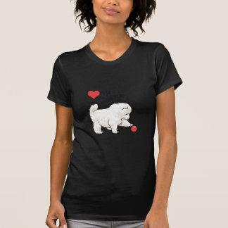 LIEBE MEIN SAMOYED T-Shirt