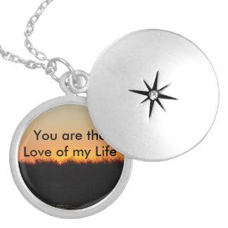 Liebe meines Leben Locket Anhänger