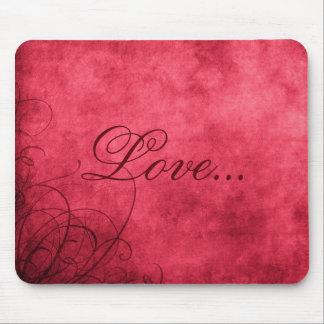 Liebe Mousepad Die Dämmerung der Liebe