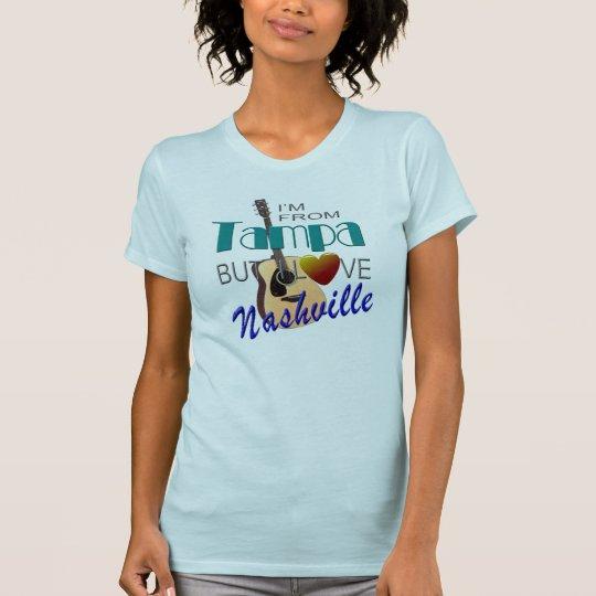 Liebe Nashville von das Jersey-T - Shirts