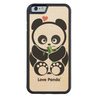Liebe Panda® Bumper iPhone 6 Hülle Ahorn