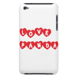 Liebe Panda® iPod Case-Mate Case