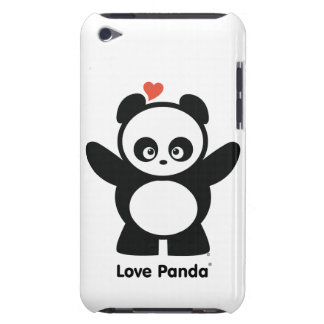 Liebe Panda® iPod Touch-Case-Mate kaum There™ Barely There iPod Case