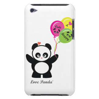 Liebe Panda® iPod Touch-Case-Mate kaum There™ iPod Touch Etuis
