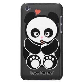 Liebe Panda® iPod Touch-Fall Barely There iPod Hülle