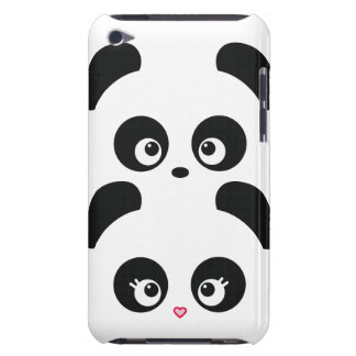Liebe Panda® iPod Touch-Fall Barely There iPod Hüllen