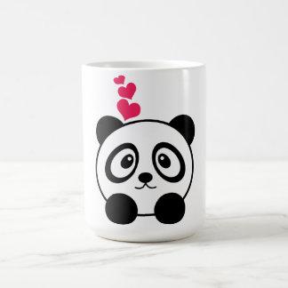 Liebe-Panda-Tasse Kaffeetasse