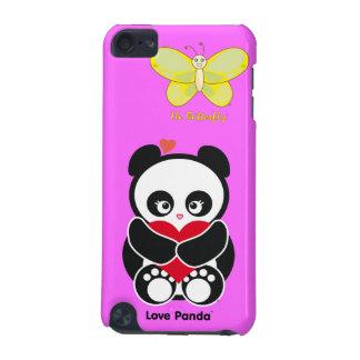 Liebe Panda® u. hallo Butterfly® iPod Touch 5G Hülle