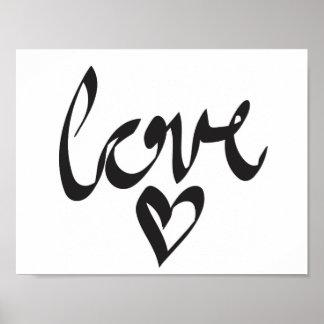 Liebe Poster