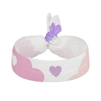 Liebe regnet Rosa - kundenspezifische Farbe Haarschleife