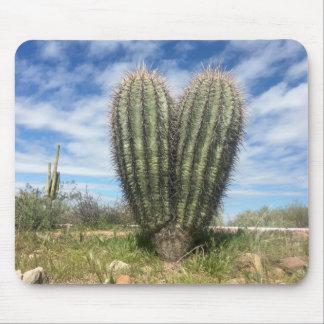 Liebe Saguaro mousepad