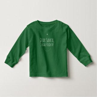Liebe Sankt Kleinkind T-shirt