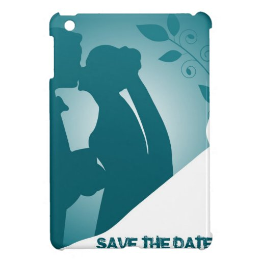 Liebe Save the Date 2 iPad Mini Schutzhülle