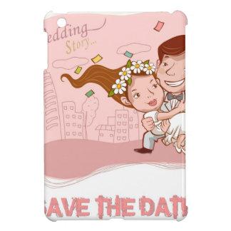 Liebe - Save the Date Hülle Fürs iPad Mini