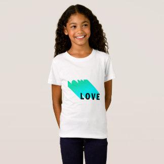 Liebe scherzt T - Shirt