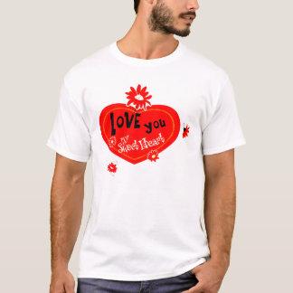 Liebe Sie mein Schatz T-Shirt