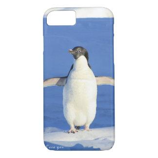 Liebe Sie Penguingeschenk iPhone 7 Hülle