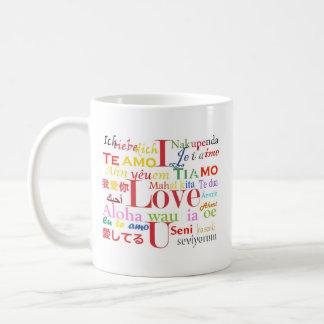 """""""Liebe Sie"""" Tasse"""