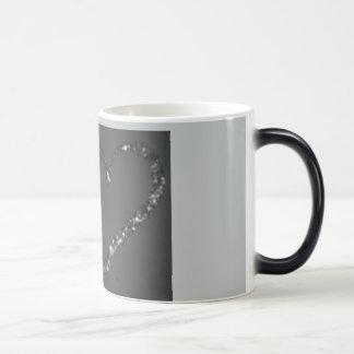 Liebe-Tasse Verwandlungstasse