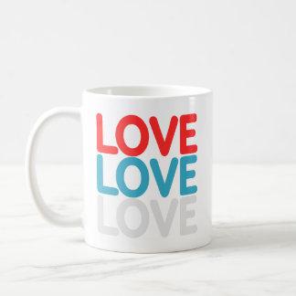 Liebe-Tasse Tasse