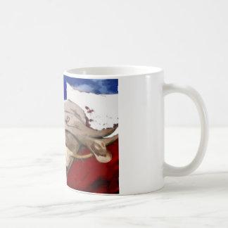 Liebe-Texas-Art Kaffeetasse
