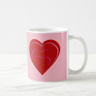 Liebe u. Leidenschaft Kaffeetasse