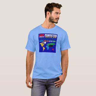 Liebe vervollkommnete UnisexT - Shirt