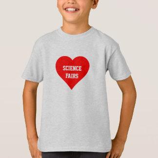"""Liebe-""""Wissenschafts-Messe-"""" T - Shirt"""