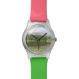 Liebegebirgsuhr Armbanduhr