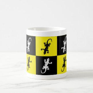 Liebegeckos-Tassen Tasse
