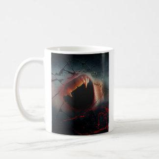 LiebeHurts, blutiger Vampire-Biss Kaffeetasse