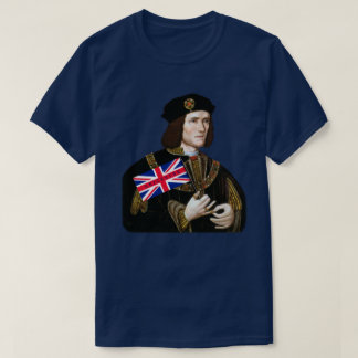 Lieben Leicester - Gewerkschafts-Jack T-Shirt