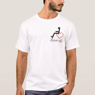 Liebenswürdiges T-Stück T-Shirt