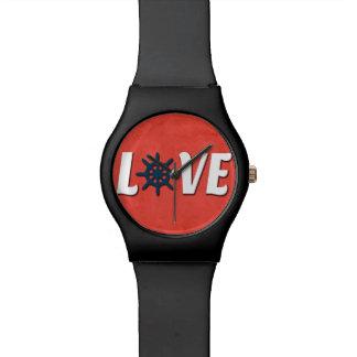 Liebeseeentwurf Uhr