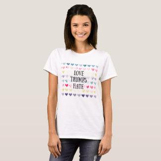 Liebetrumpfhaß (Shirt) T-Shirt