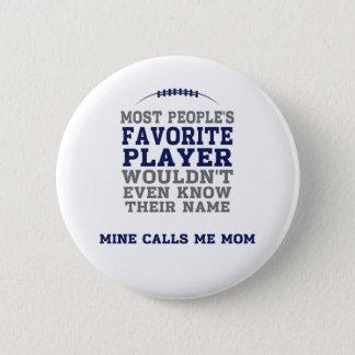 Lieblingsder fußball-Spieler-blauer u. grauer