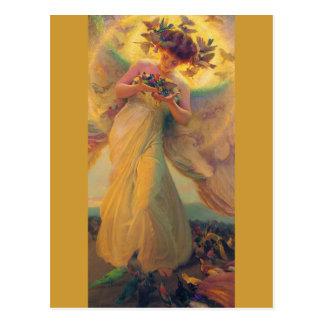 Lieblingsengels-Postkarte Franz Dvorak CC0420 Postkarte