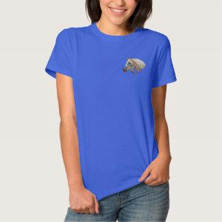 Lieblingspferd Besticktes T-Shirt