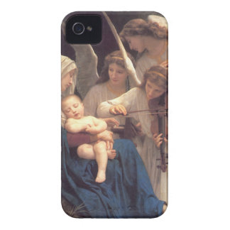 Lied der Engel - William-Adolphe Bouguereau iPhone 4 Case-Mate Hülle
