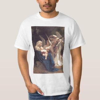 Lied der Engel - William-Adolphe Bouguereau T-Shirt
