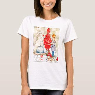 Lieder von Alice: Das Fisch-Rätsel T-Shirt